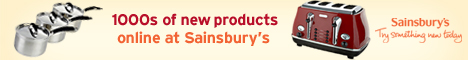 Sainsbury's Direct, UK: Buy Direct and Save £££ at Sainsbury's Online Superstore