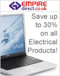 <b>Empire Direct UK</b> Discount Electronics and Software