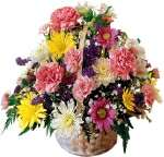 Flowers to British Isles: Send Flowers to British Isles with Interflora International Flower Service