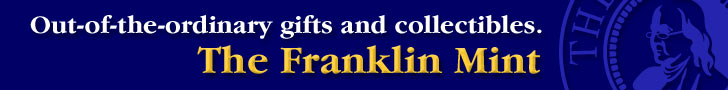 Franklin Mint Online Store