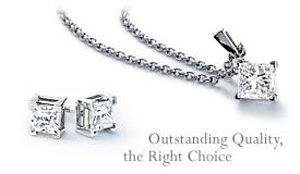 Diamond Warehouse ~ Luxury Platinum and Diamond Rings and Jewelry at Diamond Warehouse Online