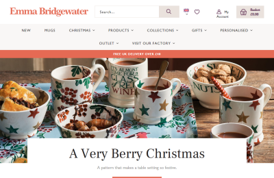 Official Emma Bridgewater UK Website