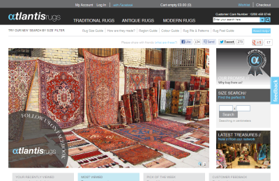Official Atlantis Rugs UK Website